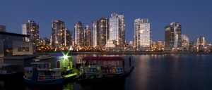 Yaletown Sunset