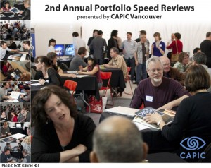 2nd annual portfolio speed review - capic vancouver