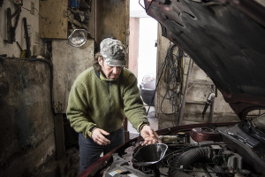 Lifestyle image - Home Mechanic