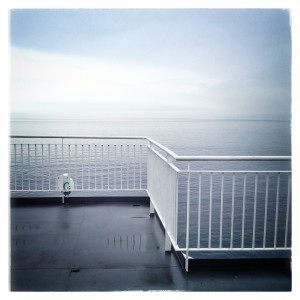 BC Ferries - Gray November day