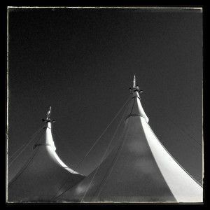 The Bigtop in Vancouver for Cavalia