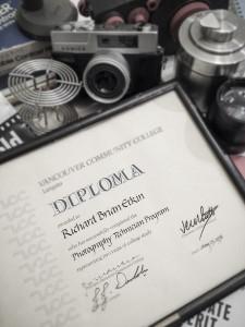 Long lost Diploma