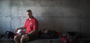 SFU Coach Chapdelaine