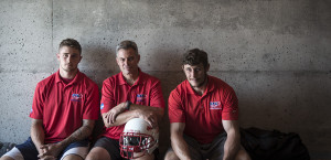 Of Football and Family - SFU aq Magazine